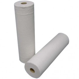 PAPER ROLL ADJUSTABLE STRETCHER SHEET - WHITE 2C 60X70