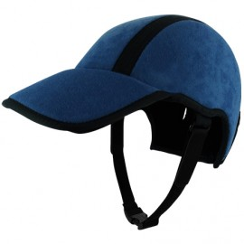 BLUE PEAKED CAP PROTECTOR
