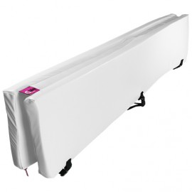 PVC SIDEBAR PROTECTOR 140X35 (unit) double-sided