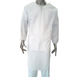 DISPOSABLE PROTECTION COAT