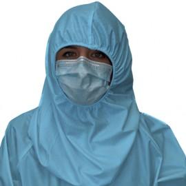 REUSABLE BIOLOGICAL PROTECTION HOOD