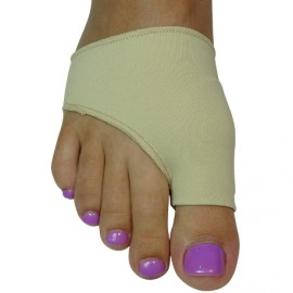 GEL BUNION PROTECTOR WITH ELASTIC STRAP