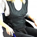 PERINEAL VEST (DOUBLE PROTECTION)