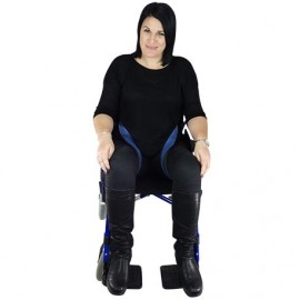 CHAIR PADDED ABDUCTOR BELT