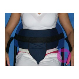 ARMCHAIR  PADDED  RESTRAINT BELT