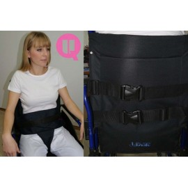 ARMCHAIR BREATHABLE ABDOMINAL RESTRAINT BELT