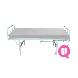 TERRY ADJUSTABLE STRETCHER SHEET - WHITE 60X180X8