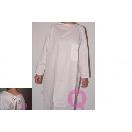 LONG SLEEVE HOSPITAL NIGHTDRESS