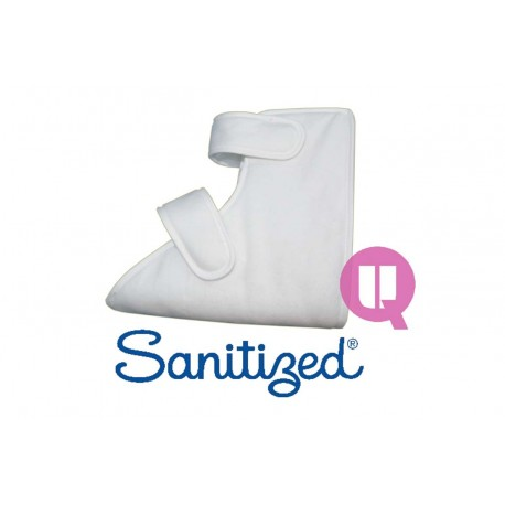 SUAVINEL HIGH BOOTEE - WHITE
