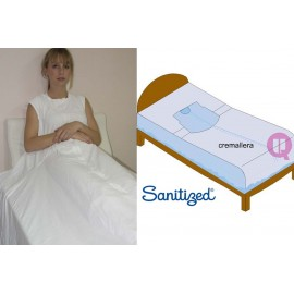 SANITIZED RESTRAINT SHEET WITHOUT SLEEVES WINTER