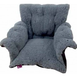 PADDED SUAPEL-SANILUXE SEAT COVER