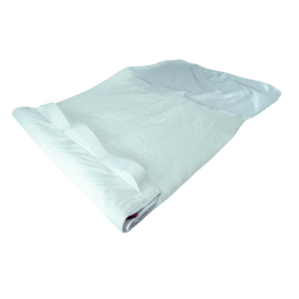 Absorbent underpad for patient transfer