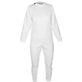 SANITIZED SANITIZED INCONTINENCE PYJAMA LONG PANTS/LONG SLEEVES WHITE