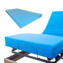 Articulated bed mattresses