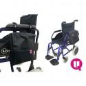 Tasche per sedie a rotelle