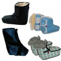 Ankle Pressure Relief Bootie