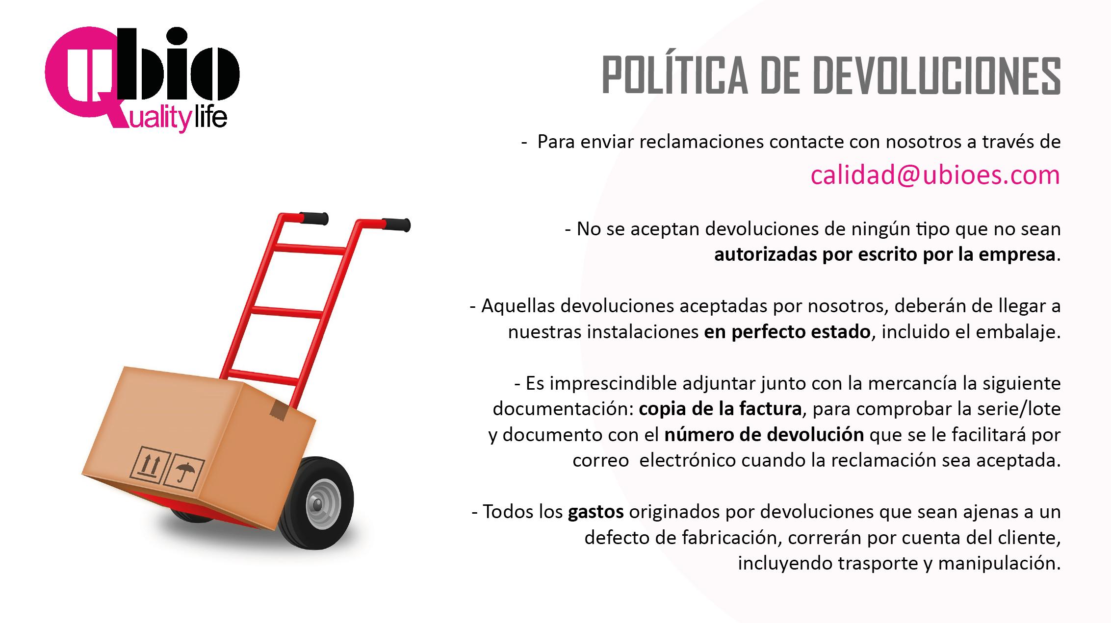 Politica Devoluciones