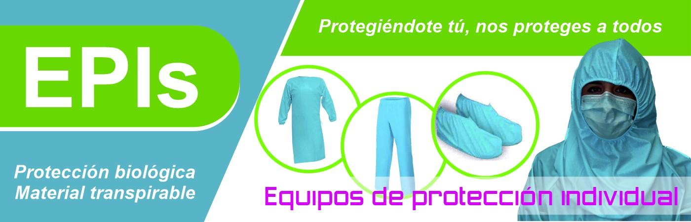 Equipos de Protección Individual EPIs