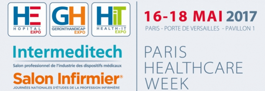 PARIS HEALTHCARE WEEK 2017 1er día